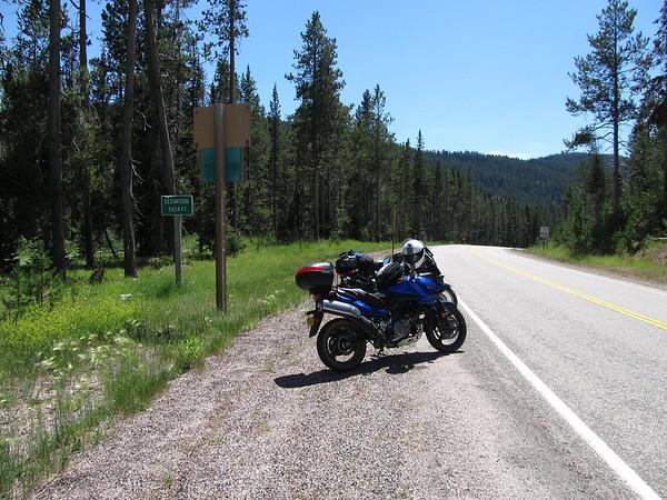 Passes & Gap Road Photos